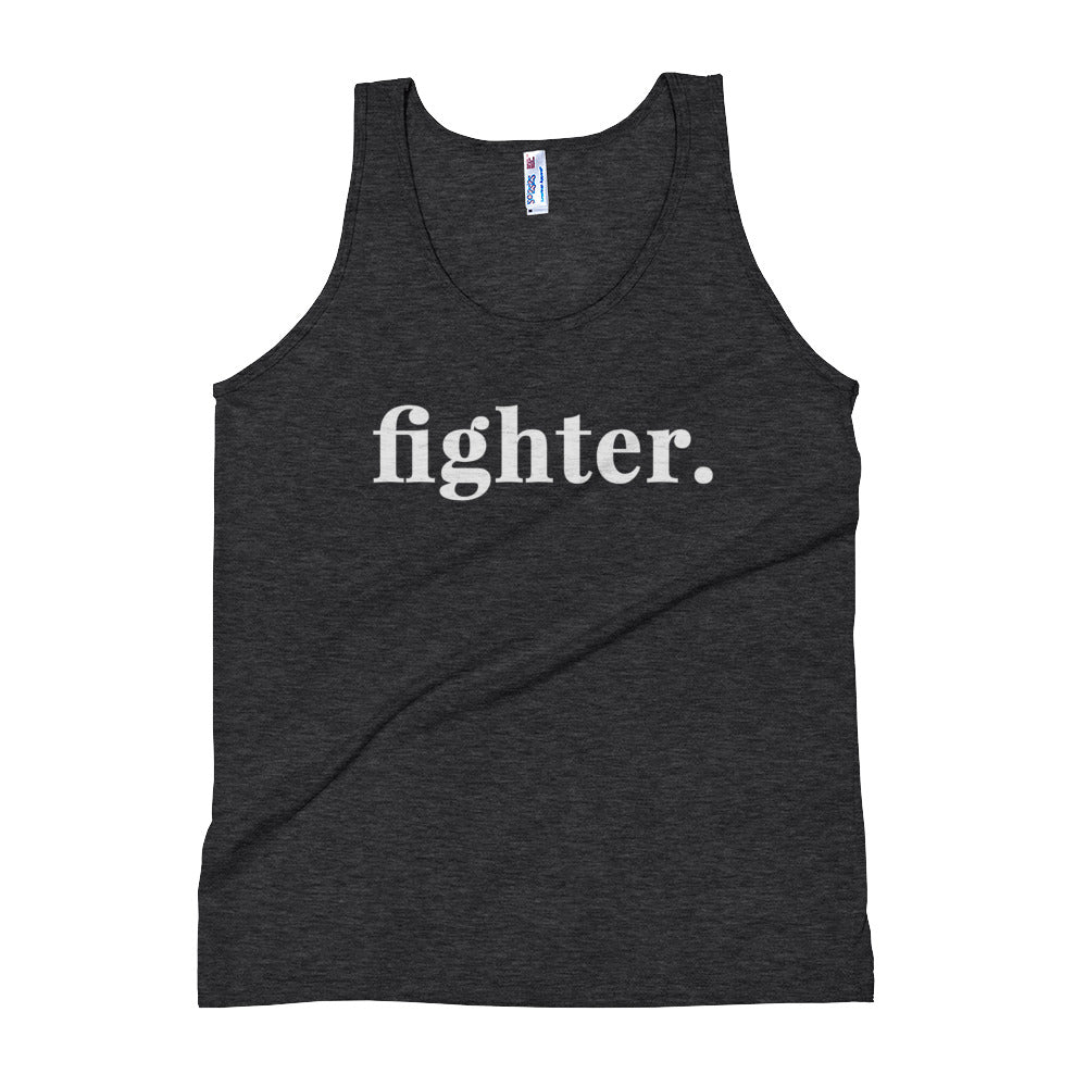 Fighter | Tri-blend Tank Top