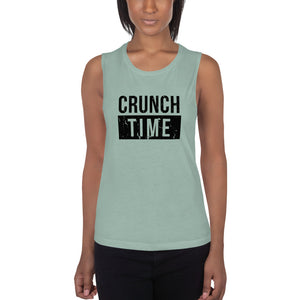 Crunch Time | Muscle Tank