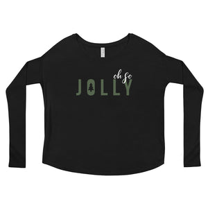 Oh So Jolly | Long Sleeve