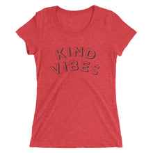 Load image into Gallery viewer, Kind Vibes | Crew Neck T-shirt