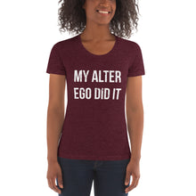 Load image into Gallery viewer, My Alter Edo Did It Crew Neck T-shirt