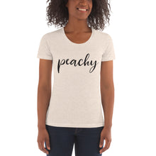 Load image into Gallery viewer, Peachy | Crew Neck T-shirt