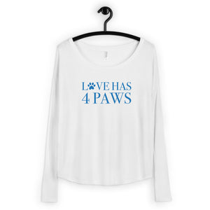 Love Has 4 Paws | Long Sleeve