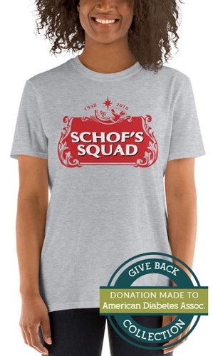 Schof's Squad | Unisex Softstyle Tee