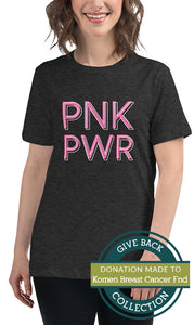 Pnk Pwr | Relaxed T-Shirt