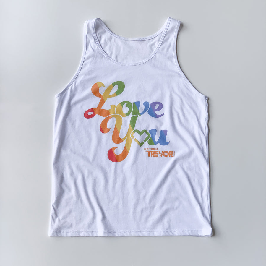 MUCHLOVE x The Trevor Project - Tank