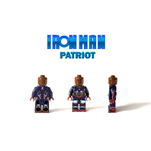 War Machine - Iron Patriot Mk 2
