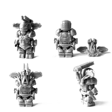 Load image into Gallery viewer, War Machine Patriot MkII Accessories