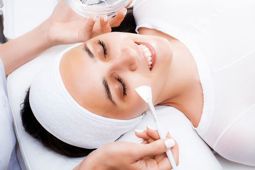 Fresh-Faced Chemical Peel Service