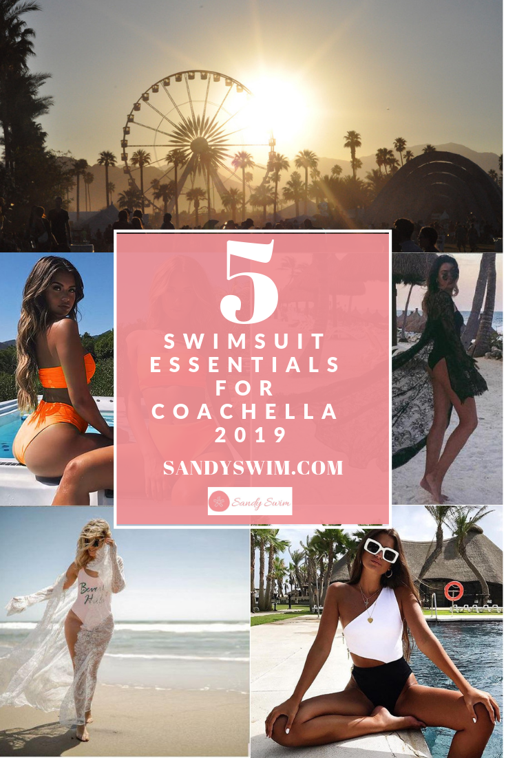 5 Swimsuit Essentials for Coachella 2019