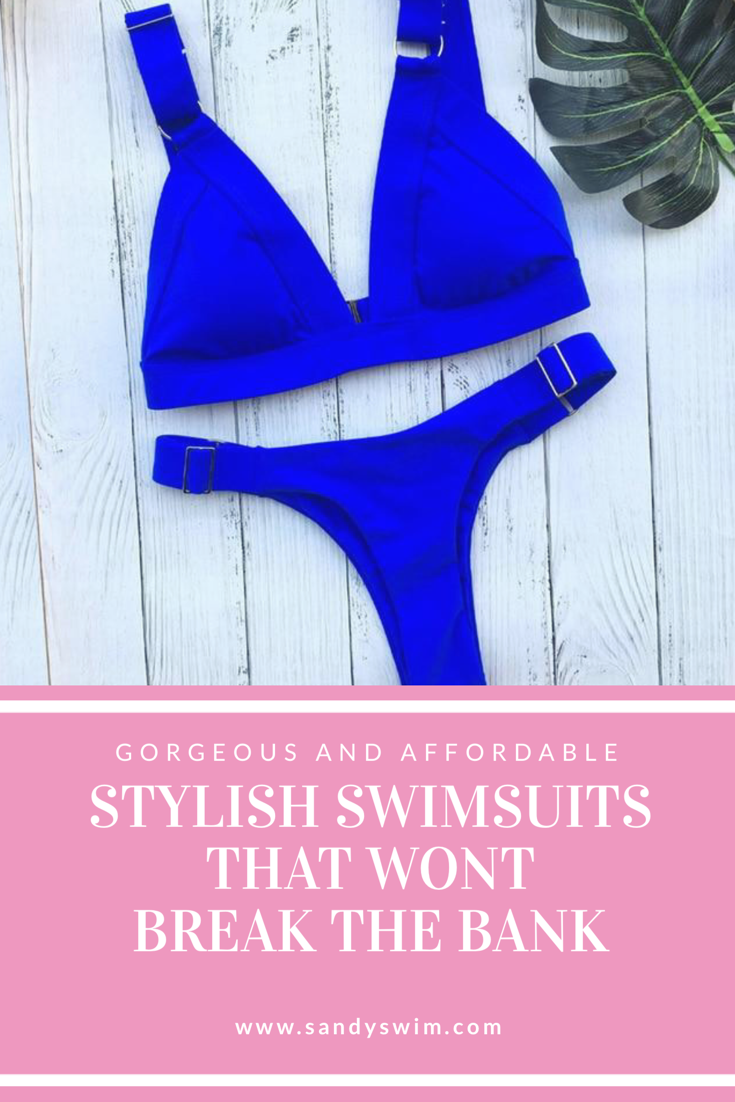 Stylish Swimsuits That Won't Break the Bank
