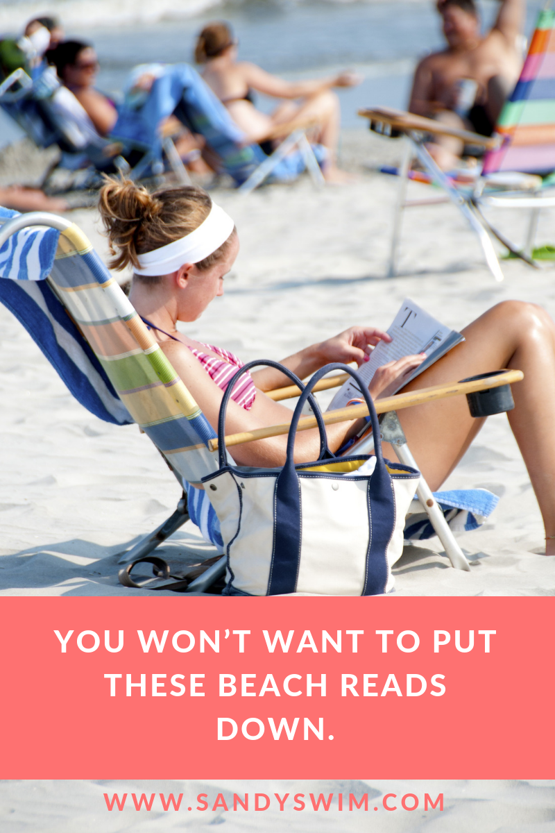 You Won't Want to Put These Beach Reads Down