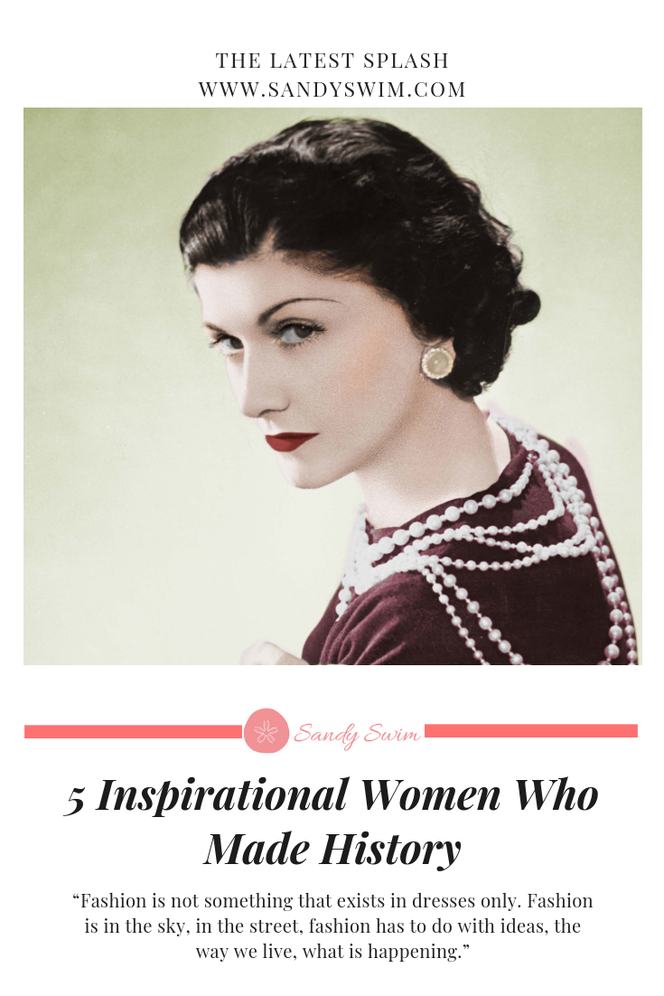 5 Inspirational Women Who Made History