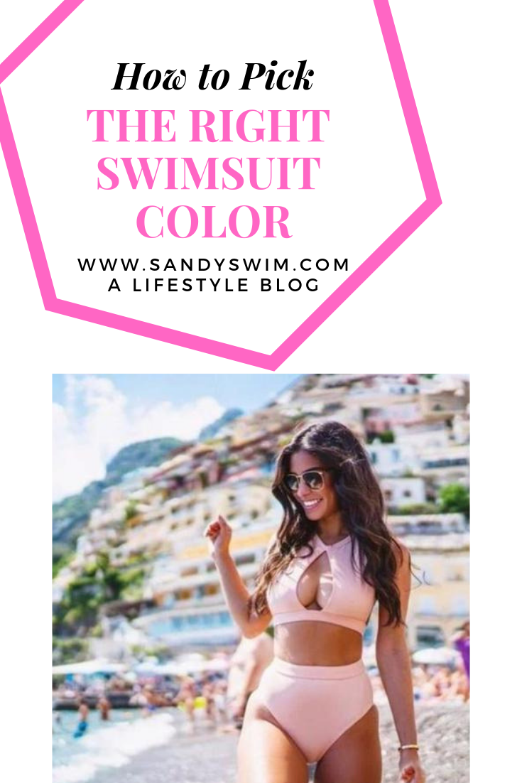 How to Pick the Right Swimsuit Color