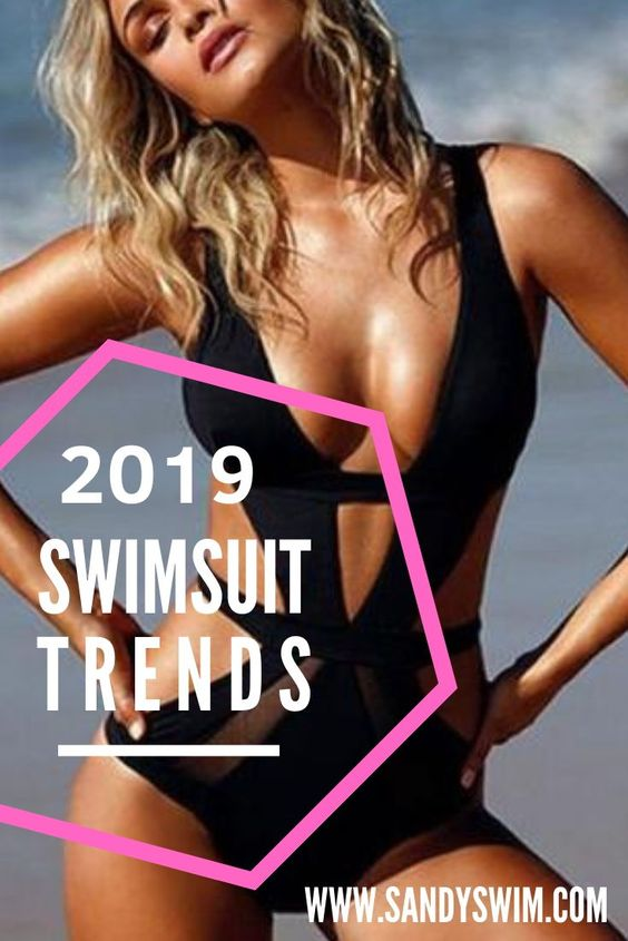 Swimsuit Trends In 2019