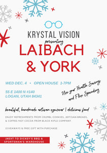 Frame Showcase Featuring Laibach & York