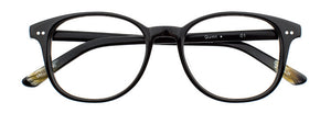Quinn prescription glasses frame in black