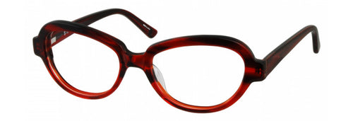 Raleigh prescription glasses frame in red