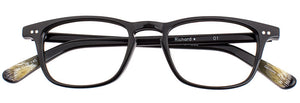 Richard prescription glasses frame in black