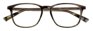 Siro prescription glasses in charcoal streak