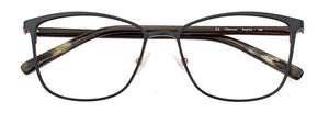 Sophia prescription glasses frame in matte hunter green
