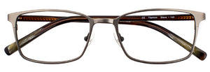 Steve prescription glasses in matte olive