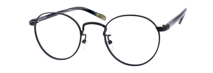 Thomas prescription glasses frame in smoke
