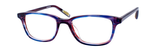 Tiana prescription glasses frame in sunset