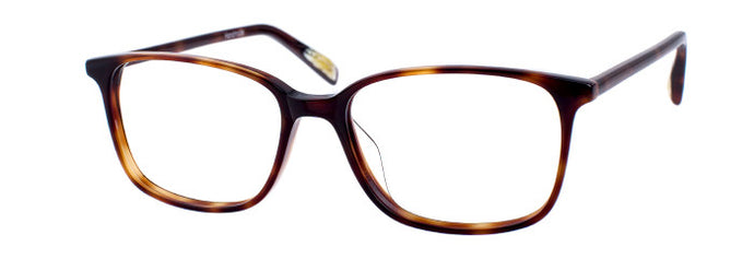 Tony prescription glasses frame in dark tortoise