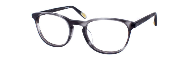 Trevor prescription glasses frame in smoke