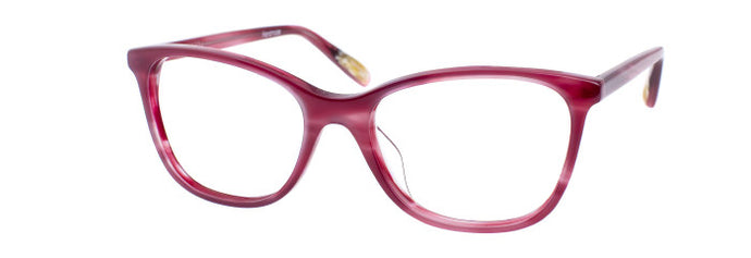 Trinity prescription glasses frame in currant