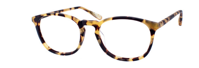 Tyler prescription glasses frame in classic tortoise