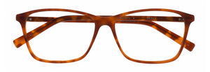 Waverly prescription glasses frame in matte havana