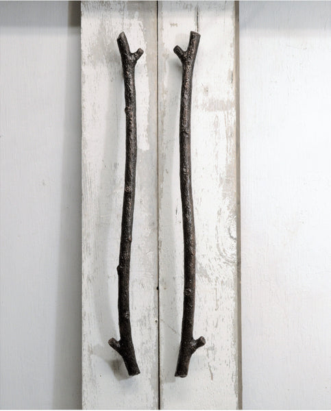 Willow Branch Refrigerator Handles