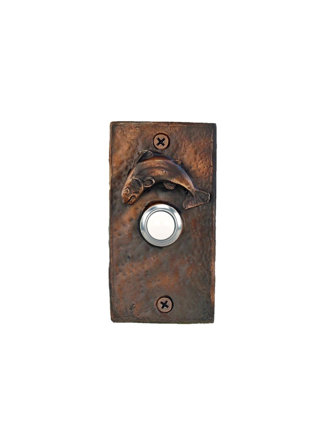Rectangle Fish Doorbell