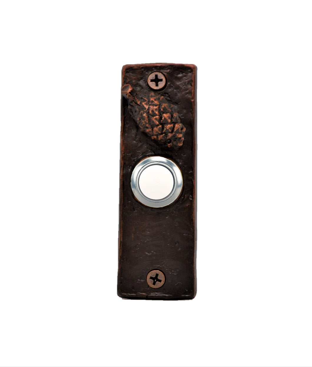 Slim Closed Cone Lodgepole Doorbell