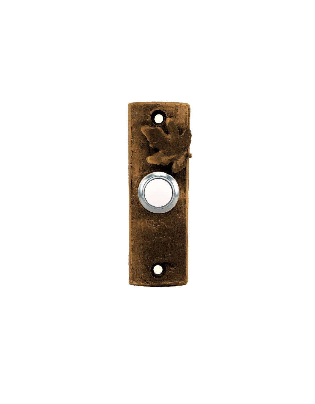 Slim Maple Leaf Doorbell