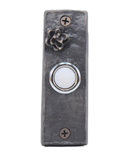 Load image into Gallery viewer, Slim Hemlock Cone Doorbell | Timber Bronze | Oregon