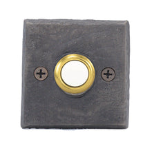 Load image into Gallery viewer, Classic Square Doorbell | Timber Bronze | Oregon
