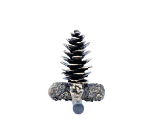 Fir Cone Door Stop | Timber Bronze | Oregon
