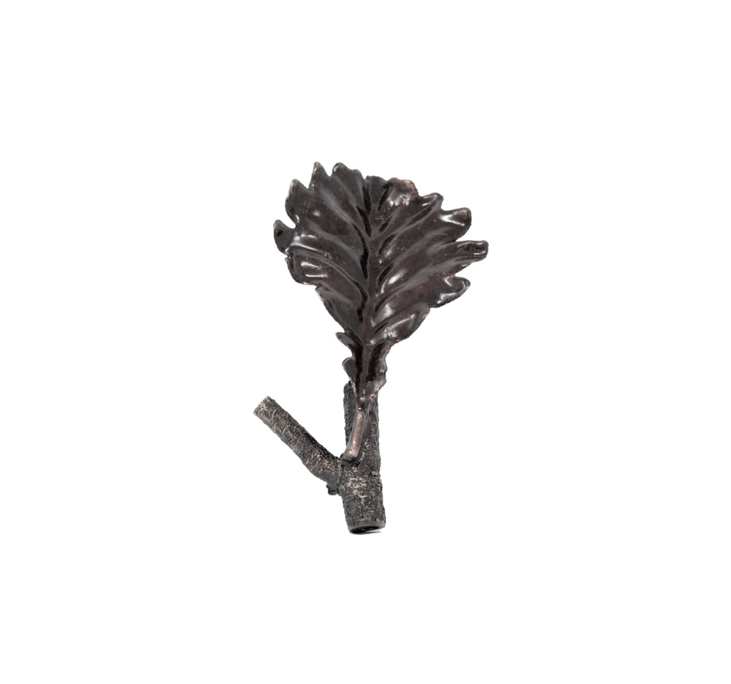 Oak Leaf Finial - Basic | Timber Bronze | Oregon