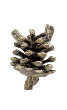 Load image into Gallery viewer, Lodgepole Pine Cone Y Branch Pull - Basic | Timber Bronze | Oregon