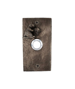 Rectangle Beaver Doorbell