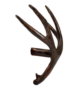 Mule Deer Antler Pull (1) | Timber Bronze | Oregon