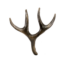 Load image into Gallery viewer, Antler Pull | Timber Bronze | Oregon