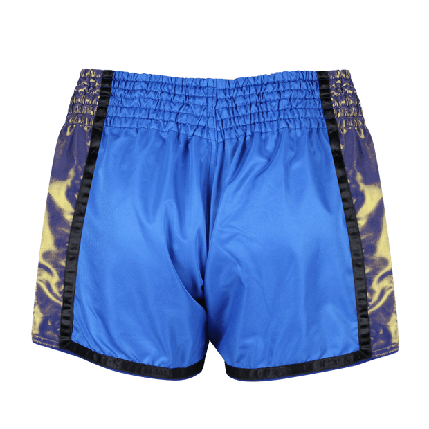 Lightweight Fight Shorts - Blue - Windy Fight Gear