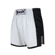 Lightweight Fight Shorts - White - Windy Fight Gear