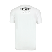Classic Windy White T-Shirt - Windy Fight Gear