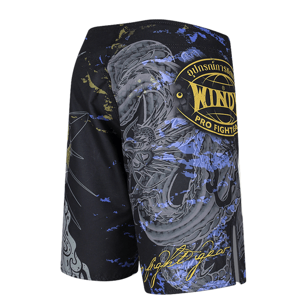 Hanuman Demon MMA Shorts - Windy Fight Gear