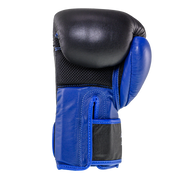 Climacool Boxing Gloves - Blue & Black - Windy Fight Gear
